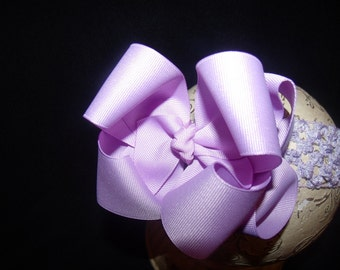 Hairbow Band..LaVeNdEr Boutique Hairbow and Interchangeable Headband
