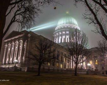 Capitol Madison Wisconsin