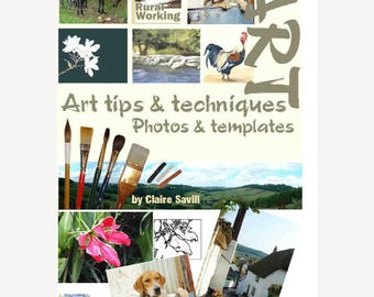Art tips and techniques