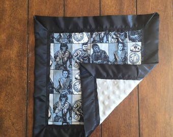 Star Wars Security Blanket/Lovey-Space Lovey