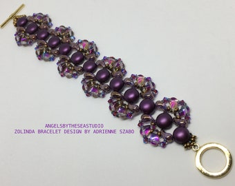 Zolinda Bracelet Tutorial