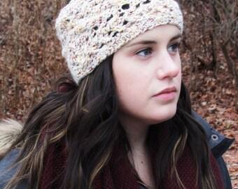 Cable Knit Headband, Knitted Headband, Headbands, Thick Knit Headband, Wide Headbands, Chunky headbands, Lace headband, Gift for her