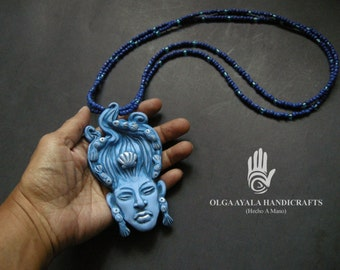 MADE TO ORDER - Yemaya 3 Necklace