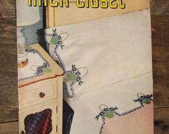 Crochet For Your Linen Closet no 277