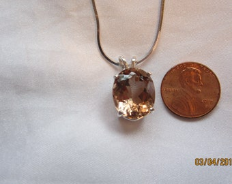Natural Top Champagne Topaz