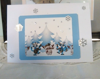 Christmas Cards - one of a kind