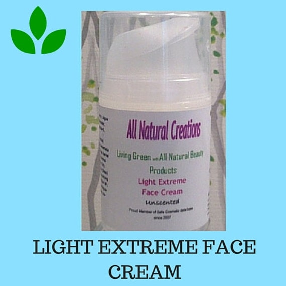 Light Extreme Face Cream