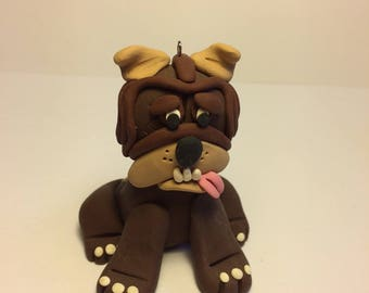 Bulldog/Dog/Puppy Ornament