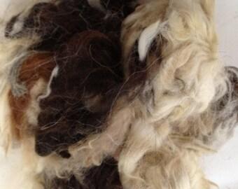 Nesting Material for Birds - Alpaca Fiber Nesting Ball Refill - 8 ounces