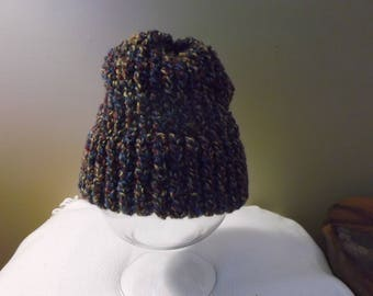 HAND KNITTED ADULT Ski Hat