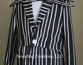 Jack Skellington Custom Costume