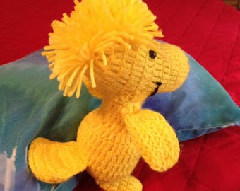 Crochet Woodstock