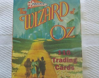 Wizard of Oz Collector Card Set