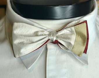 The Walt- Our Disney Themed Bowtie in Prince Charming colors