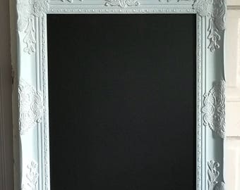 Blue Chalkboard, Magnetic Office Chalk Board