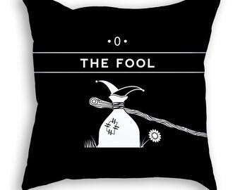 The Fool   Tarot Pillow