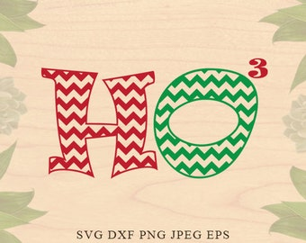 Ho HO Ho svg Christmas sayings svg Baby Christmas svg EPS Dxf files Cricut downloads Cricut files Silhouette files Silhouette designs