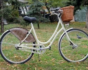 "Bicycle skirt guard ""Basket"""