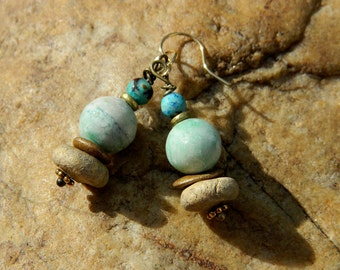 Drop Boho Earrings