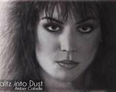 Joan Jett Portrait -  Bla...