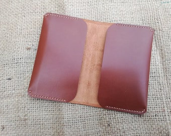 Leather passport cover, Passport holder, Brown leather cover, Personalized leather, Passport Cover, Passport wallet, Anniversary gift