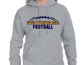 Southridge Football 2017 Sweatshirt Hoodie
