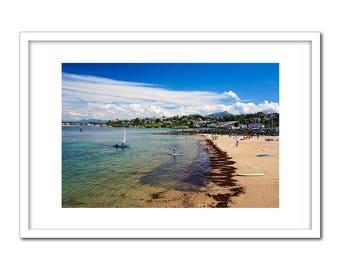 Coast of Saint-Jean-de-Luz, France