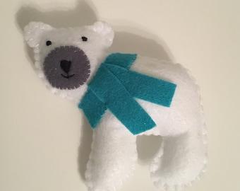 Polar Bear Decoration