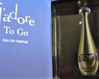 Christian Dior J'Adore to Go a new fragrance 15 ml in gift box