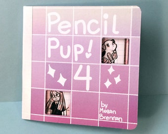 Pencil Pup minicomic #4