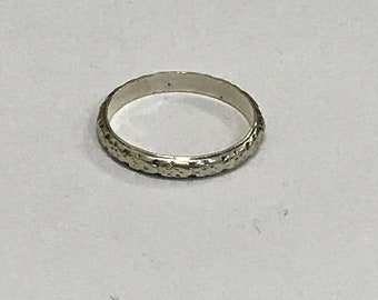 Native american wedding ring | Etsy