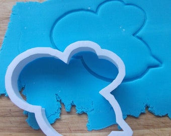 Bumble Bee Wasp Shape Cookie Cutter Biscuit Pastry Fondant Stencil Silhouette Insect