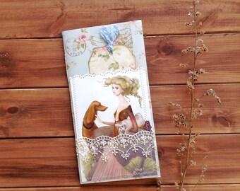 Traveler's Notebook insert / refills/  journal