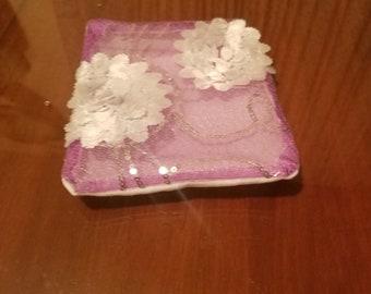 Purple Reusable Lavender Scented Pouches