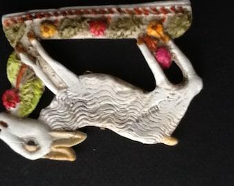 Traditional German Lamb Wax Ornament