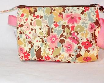 Liberty in Bloomsbury Floral Tall Mia Bag