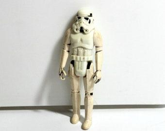 1977 Star Wars Figure Storm Trooper,1977 Star Wars Storm Trooper Figure,1977 Star Wars Action Figure,1977 Storm Trooper Figure,Star Wars Toy
