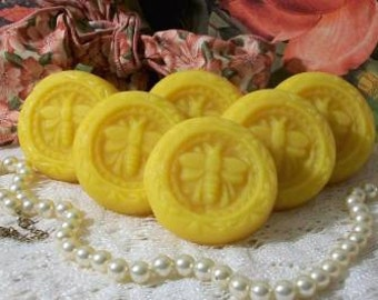 6 Beeswax 1 Ounce Pieces  Set Of 6 Pieces
