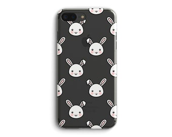 Rabbit.Bunny.Cute.Kawaii.iPhone X case.iPhone 8 Plus case.iPhone 8 case.iPhone 7 Plus case.iPhone 8 case.iPhone 6s case.iPhone 6s Plus case