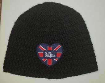 The Beatles Beanie  *Customize your hat color!