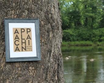 Appalachian MTNS Trail Life - Digital Download Print