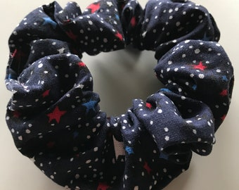 Starry Starry Night scrunchie