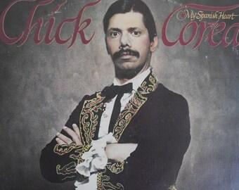 Chick Corea - My Spanish Heart - vinyl record