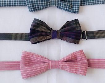 Men's Bow Ties - Various Colors