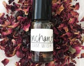ENCHANT Healing Scent // Essential Oil Blend // Perfume Oil // All Natural // Organic // Vegan
