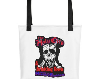 RC Jolly Roger D.T.H.P. Tote Bag