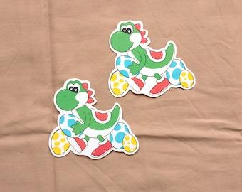 Sticker - Yoshi's Island