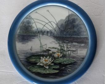 Copenhagen Porcelain Plate by B&G