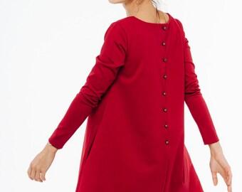 Valentine's dress | Goddess dress | Sensual dress | LeMuse Valentine's dress