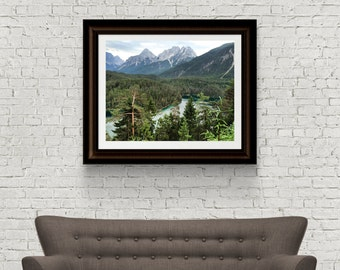 Landscape Photography - Austria Photograph - Nature Photography - Original Fine Art - Digital Download - Tyrol Austria - Instant Download